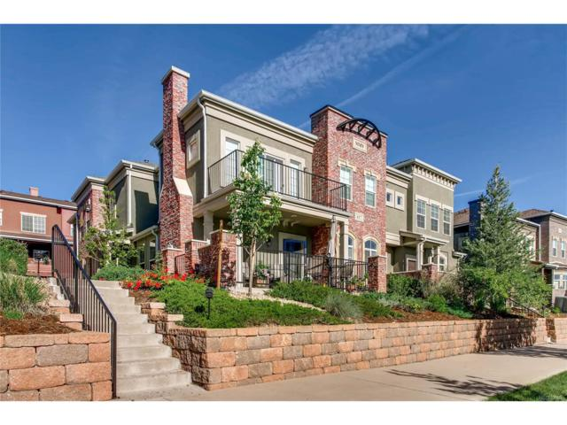 617 W Burgundy Street A, Highlands Ranch, CO 80129 (#7564327) :: The Peak Properties Group