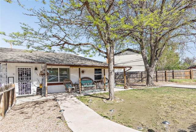 850 S Vrain Street, Denver, CO 80219 (#7564373) :: Peak Properties Group