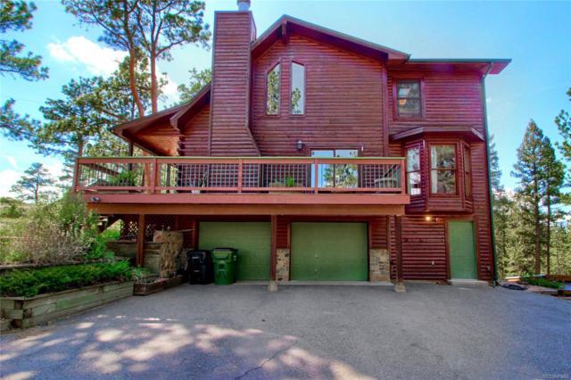30255 Zurich Drive, Pine, CO 80470 (MLS #7564451) :: 8z Real Estate
