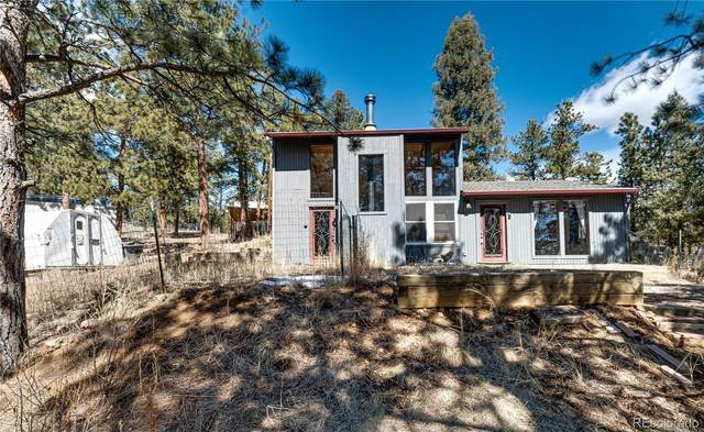 33412 Nova Road, Pine, CO 80470 (#7564711) :: The Gilbert Group