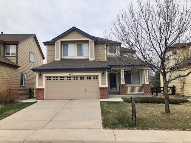 6033 S Yampa Street, Aurora, CO 80016 (#7565258) :: The Peak Properties Group