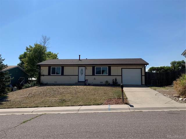 8135 City View Drive, Denver, CO 80229 (#7565523) :: The DeGrood Team