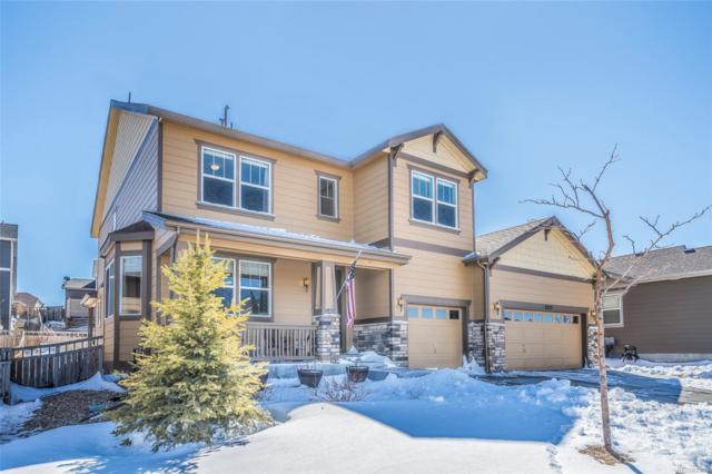 7272 Bandit Drive, Castle Rock, CO 80108 (#7566334) :: Compass Colorado Realty