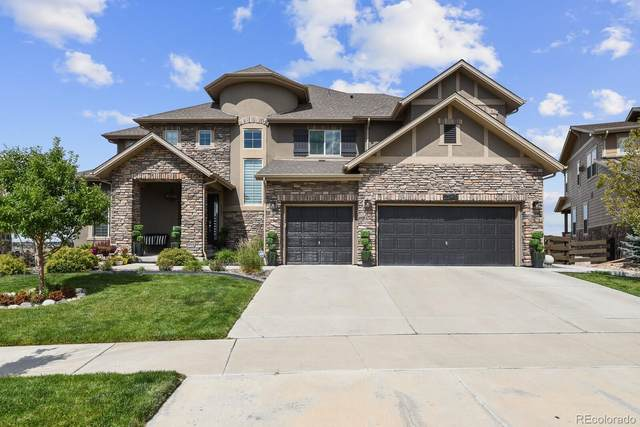 22481 Boundstone Drive, Parker, CO 80138 (MLS #7566968) :: Clare Day with Keller Williams Advantage Realty LLC