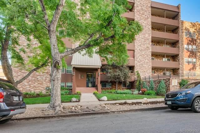 252 N Pennsylvania Street #506, Denver, CO 80203 (MLS #7567043) :: Find Colorado