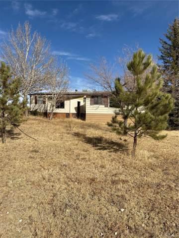 12400 County Road 141, Simla, CO 80835 (MLS #7567177) :: 8z Real Estate