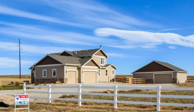 39552 Hilltop Circle, Severance, CO 80610 (#7567775) :: The Heyl Group at Keller Williams
