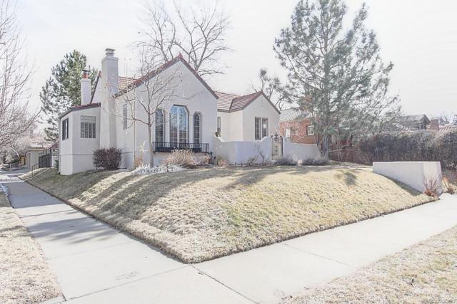 1792 Holly Street, Denver, CO 80220 (#7567850) :: The Pete Cook Home Group