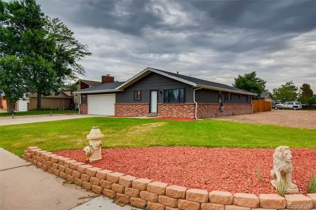 305 Reed Road, Platteville, CO 80651 (#7568432) :: Stephanie Fryncko   Keller Williams Integrity