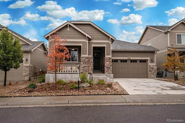 5040 S Ukraine Street, Aurora, CO 80015 (#7568443) :: The HomeSmiths Team - Keller Williams