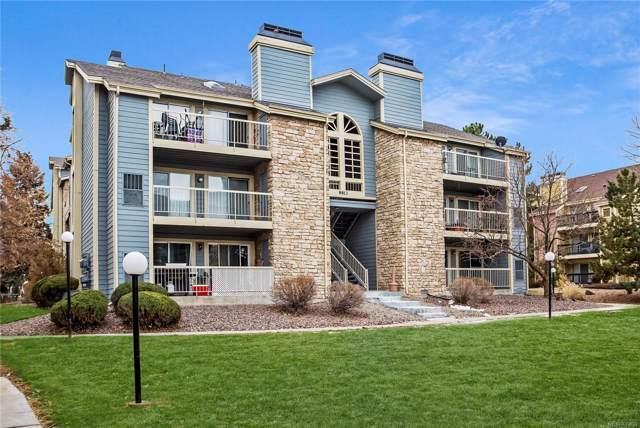 8813 Colorado Boulevard #104, Thornton, CO 80229 (#7568604) :: The Peak Properties Group