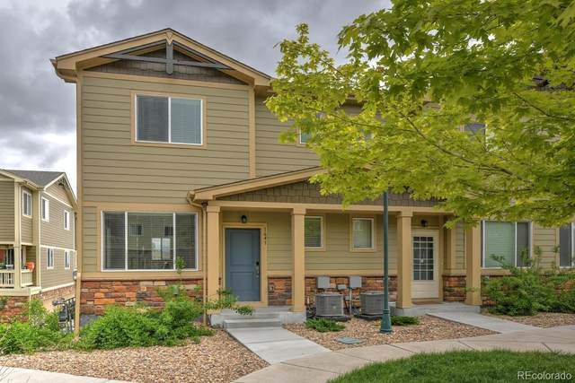 1641 Aspen Meadows Circle, Federal Heights, CO 80260 (#7568966) :: Briggs American Properties