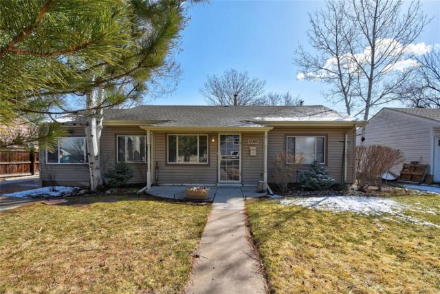 3076 S Dahlia Street, Denver, CO 80222 (#7569493) :: Group 46:10 - Denver