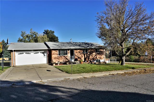 7866 Marshall Street, Arvada, CO 80003 (#7569880) :: The Galo Garrido Group