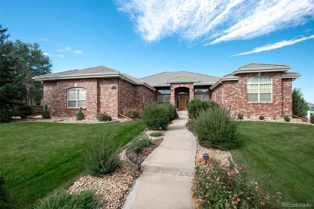 10589 Dacre Place, Lone Tree, CO 80124 (#7570209) :: HomeSmart Realty Group