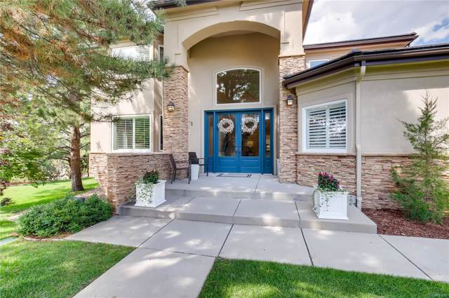 9405 Poundstone Place, Greenwood Village, CO 80111 (#7570349) :: HergGroup Denver
