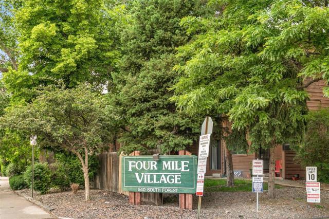540 S Forest Street 9-202, Denver, CO 80246 (#7570366) :: Mile High Luxury Real Estate