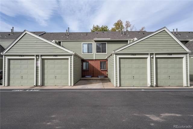 7474 E Arkansas Avenue #1307, Denver, CO 80231 (#7570446) :: The HomeSmiths Team - Keller Williams