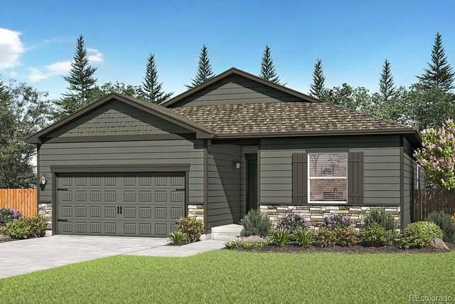 897 Emerald Lakes Street, Severance, CO 80550 (#7570472) :: HomeSmart
