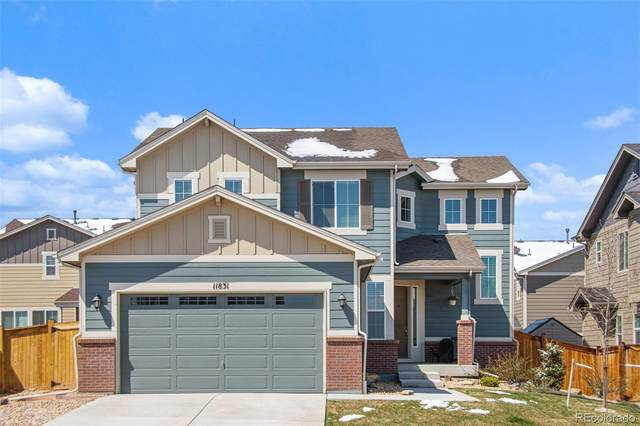 11831 W Quarles Avenue, Littleton, CO 80127 (#7570560) :: The Dixon Group
