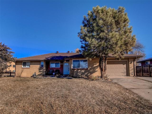 77 W Broadmoor Drive, Littleton, CO 80120 (MLS #7570624) :: 8z Real Estate