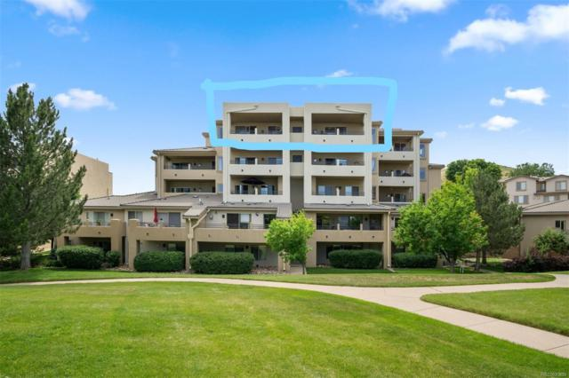 13349 W Alameda Parkway #401, Lakewood, CO 80228 (#7570656) :: Compass Colorado Realty