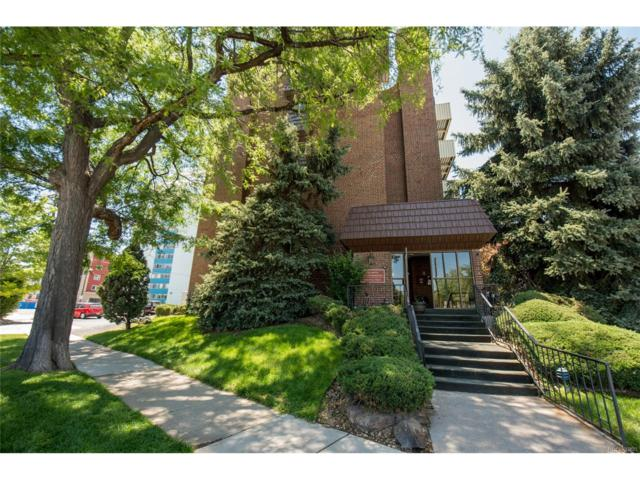 4110 Hale Parkway 4G, Denver, CO 80220 (MLS #7571114) :: 8z Real Estate