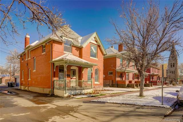 129 W Third Avenue, Denver, CO 80223 (#7571153) :: Bring Home Denver with Keller Williams Downtown Realty LLC
