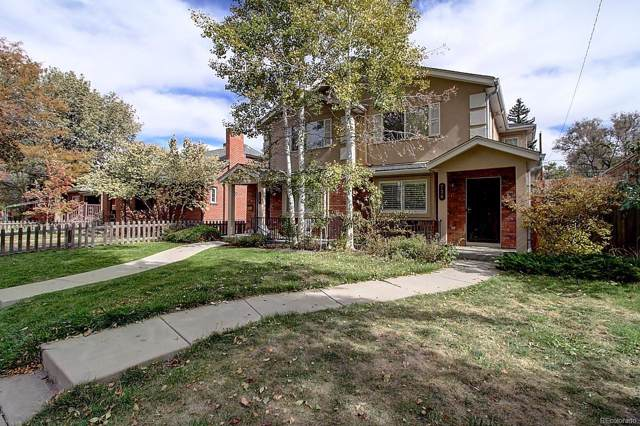 736 Ash Street, Denver, CO 80220 (#7571503) :: Real Estate Professionals