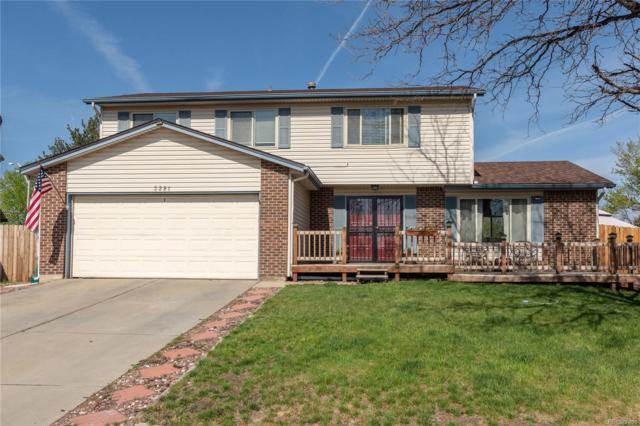3281 S Evanston Street, Aurora, CO 80014 (#7571850) :: Bring Home Denver with Keller Williams Downtown Realty LLC