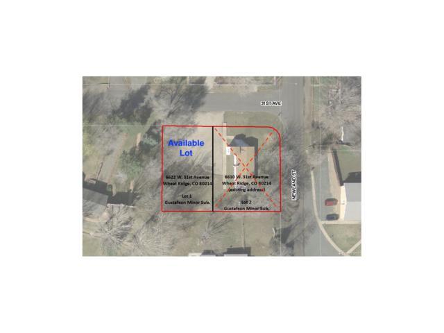 6622 W 31st Avenue, Wheat Ridge, CO 80214 (#7571877) :: The Pete Cook Home Group