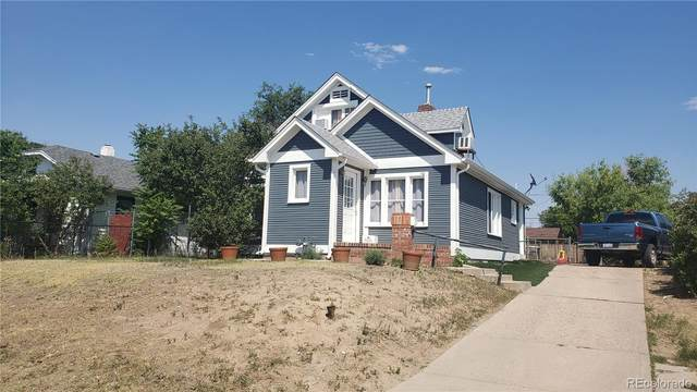 110 S Quitman Street, Denver, CO 80219 (MLS #7571916) :: 8z Real Estate