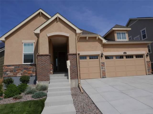 18795 W 84th Place, Arvada, CO 80007 (#7572354) :: James Crocker Team
