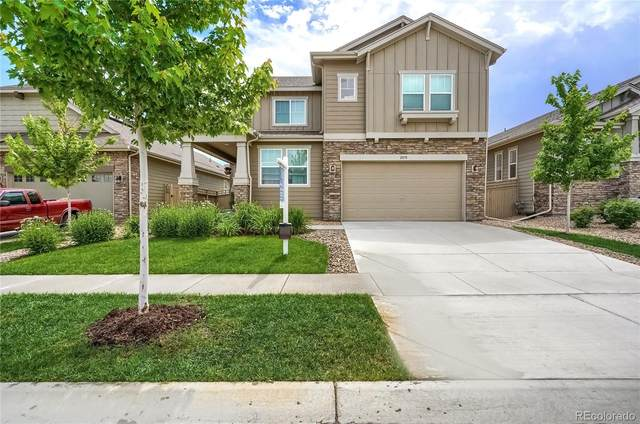 2078 S Teller Court, Lakewood, CO 80227 (#7572481) :: Kimberly Austin Properties