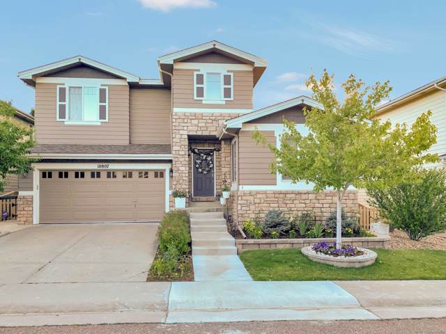 10807 Cedar Brook Street, Highlands Ranch, CO 80126 (MLS #7573155) :: 8z Real Estate
