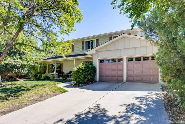 3358 S Dayton Court, Denver, CO 80231 (MLS #7573247) :: 8z Real Estate