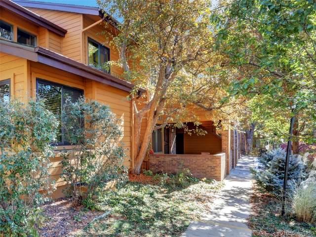 9400 E Iliff Avenue #44, Denver, CO 80231 (#7573416) :: Bring Home Denver with Keller Williams Downtown Realty LLC