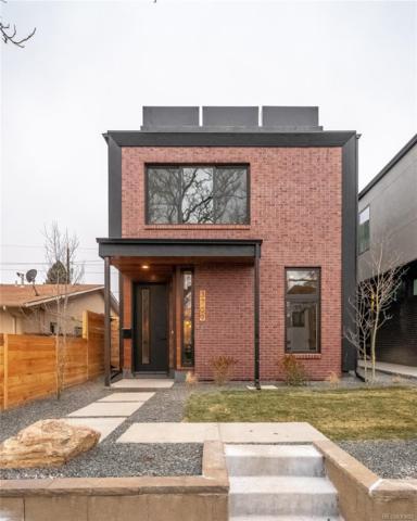 3709 Kalamath Street, Denver, CO 80211 (MLS #7573984) :: Kittle Real Estate