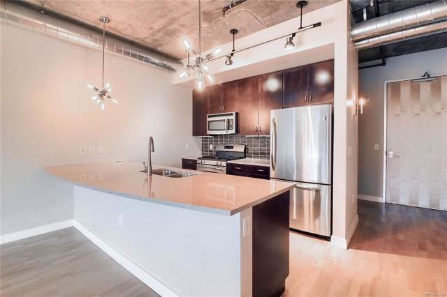 2229 Blake Street #303, Denver, CO 80205 (MLS #7574396) :: Neuhaus Real Estate, Inc.