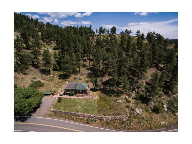 2100 Kerr Gulch Road, Evergreen, CO 80439 (MLS #7574402) :: 8z Real Estate