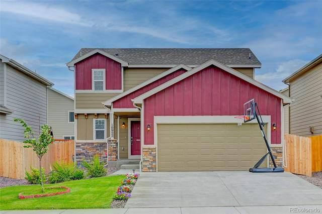 10922 Rowley Drive, Colorado Springs, CO 80925 (MLS #7574661) :: Keller Williams Realty