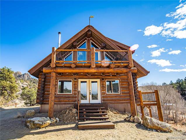 15287 Dauphin Avenue, Salida, CO 81201 (#7574819) :: Colorado Home Finder Realty