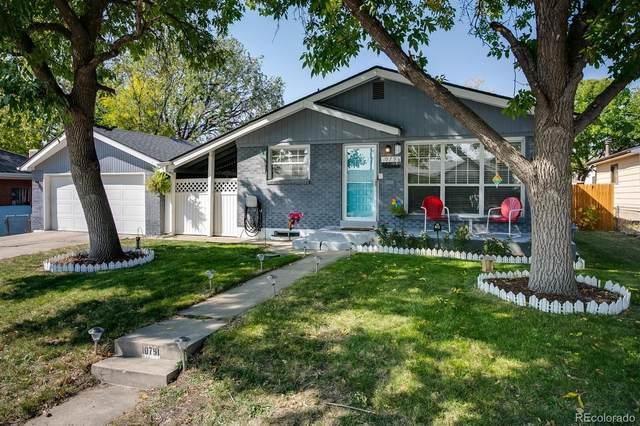 10791 Blue Jay Lane, Northglenn, CO 80233 (MLS #7575099) :: Kittle Real Estate