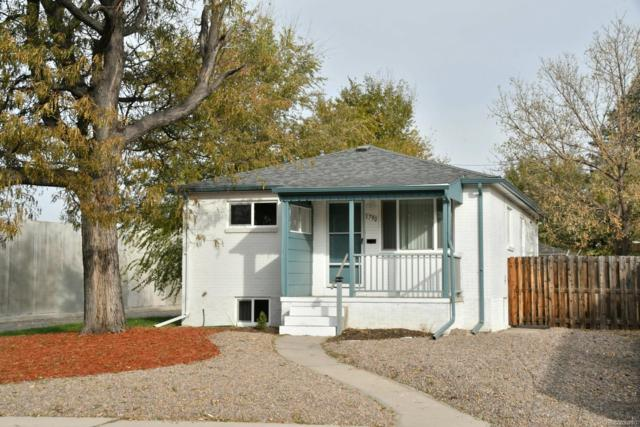 1790 S Adams Street, Denver, CO 80210 (#7575290) :: Bring Home Denver