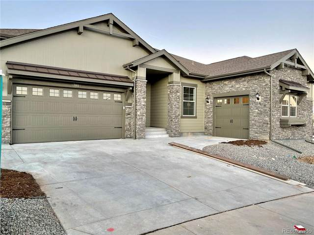 7951 Gore Creek Lane, Littleton, CO 80125 (#7575675) :: The Dixon Group