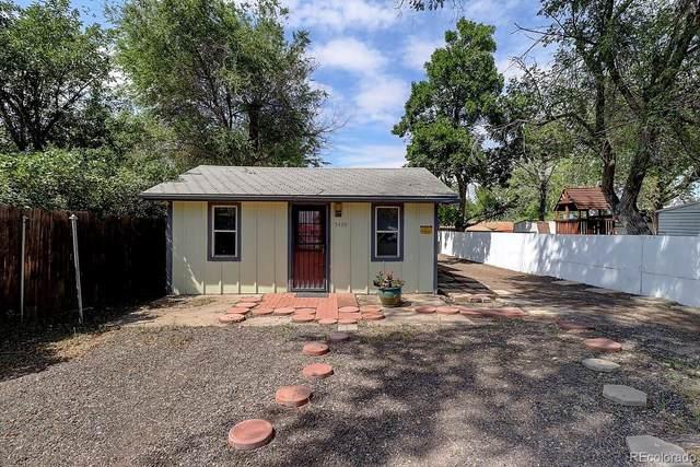 5429 W Mississippi Avenue, Lakewood, CO 80226 (MLS #7576756) :: 8z Real Estate