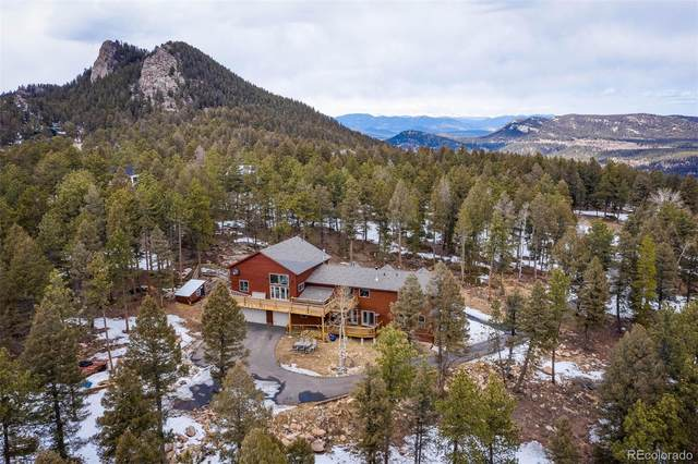 12948 Piano Meadows Drive, Conifer, CO 80433 (#7577059) :: Bring Home Denver with Keller Williams Downtown Realty LLC