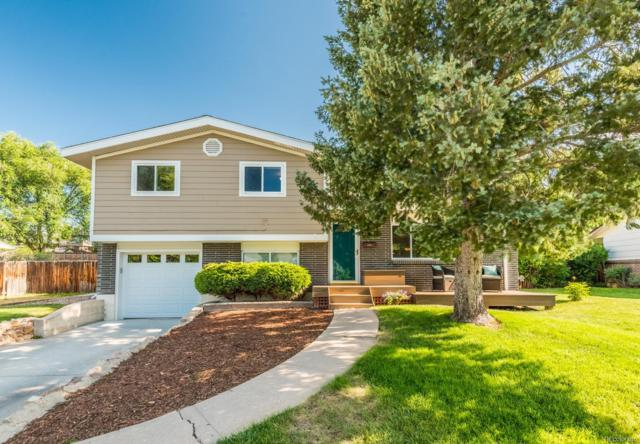 9055 Cole Drive, Arvada, CO 80004 (#7577655) :: The DeGrood Team