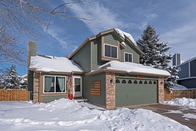 10045 Telluride Street, Littleton, CO 80125 (#7577698) :: The Peak Properties Group