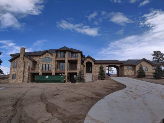9877 Red Current Place, Parker, CO 80138 (MLS #7577820) :: Kittle Real Estate